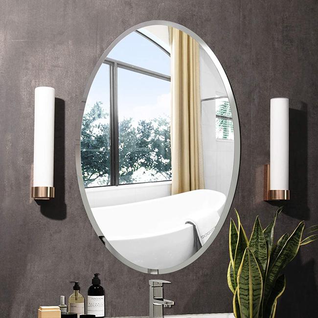 gương soi trang trí phòng tắm