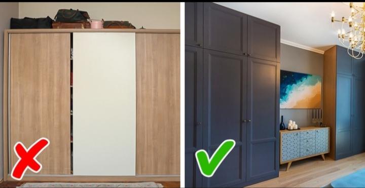 thiết kế nội thất vô dụng trong nhà