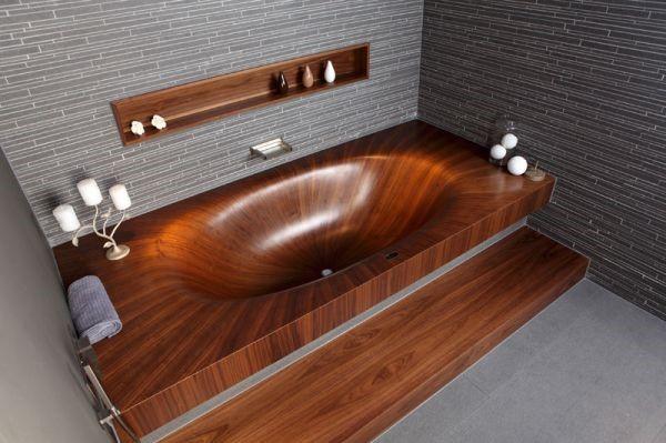 bồn tắm bằng gỗ 3