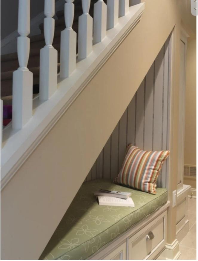 các lợi ích của việc tận dụng gầm cầu thang cho nhà phố