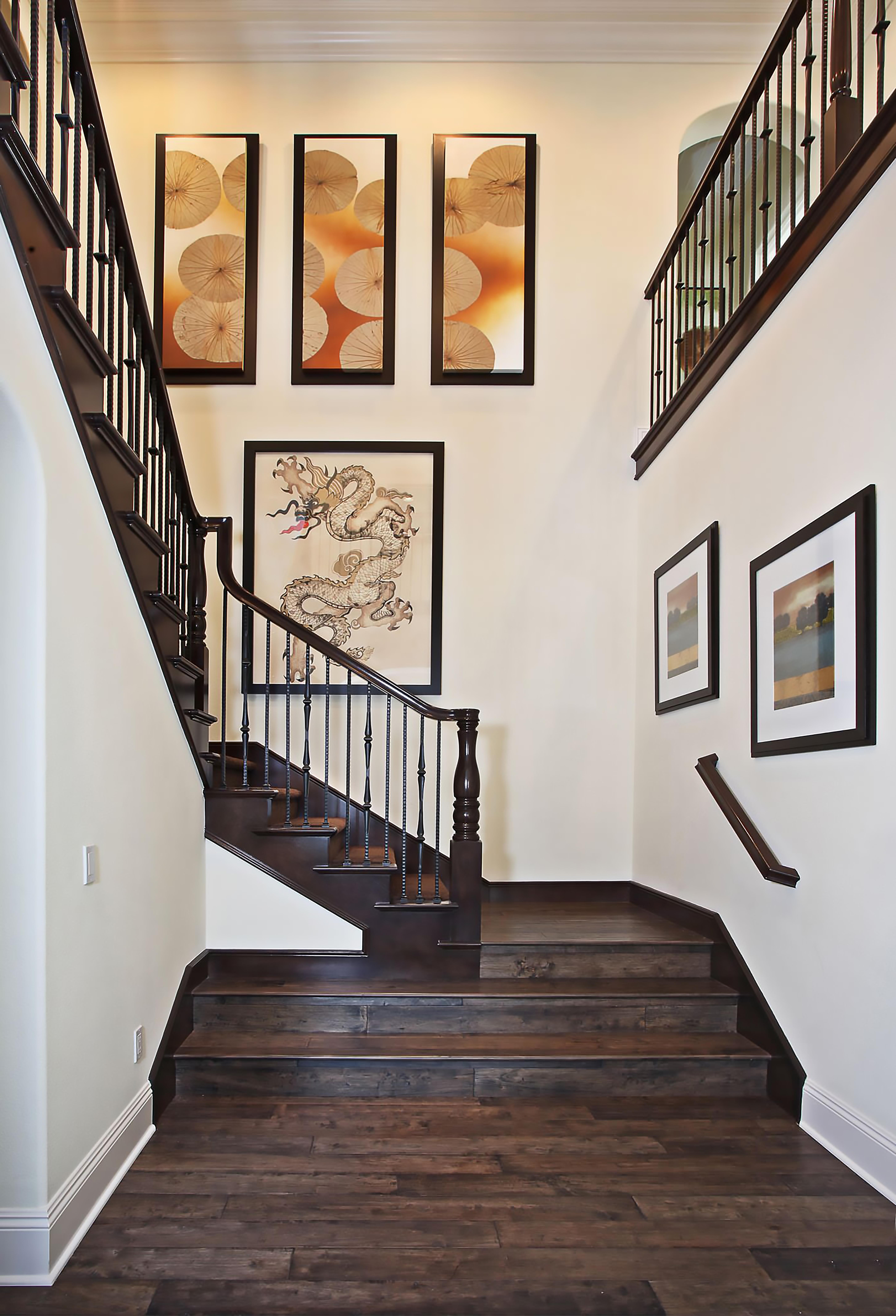 cầu thang gỗ 4