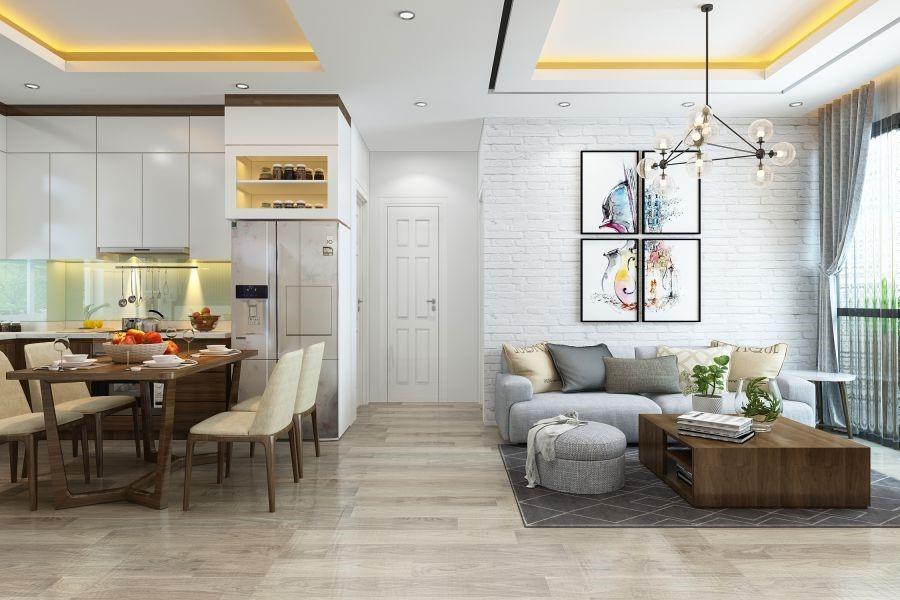 Chọn nội thất cho chung cư