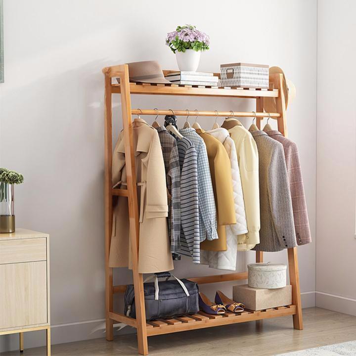 giá treo quần áo hiện đại nhỏ gọn