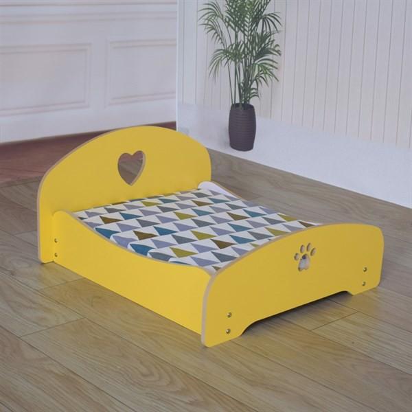 Giường gỗ cho thú cưng