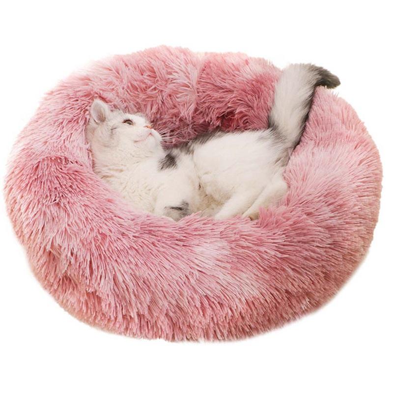 Giường ngủ thú cưng hình bánh donut