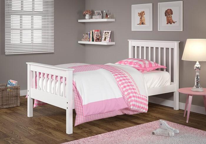 giường ngủ 1m2 cho  bé