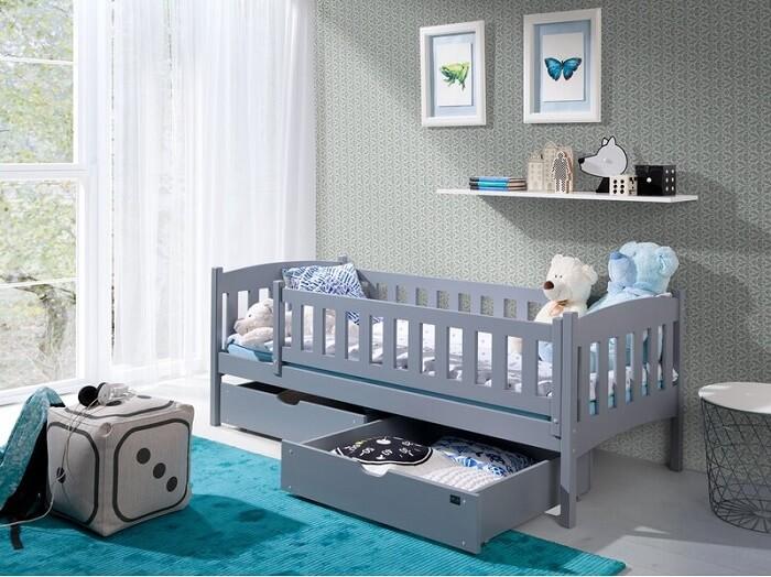 giường ngủ cho bé 3 tuổi
