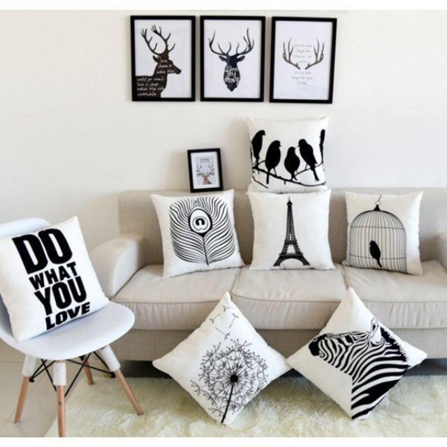 gối tựa sofa 3