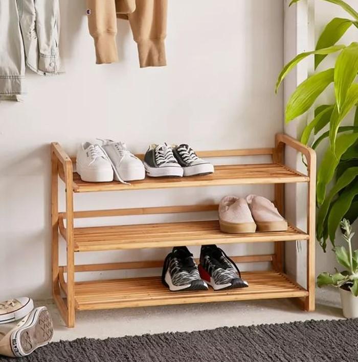 tủ giày rẻđẹp kiểu dáng đơn giản