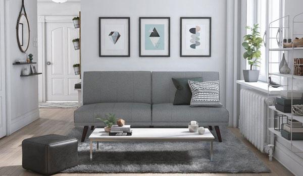 Ghế Sofa có chân