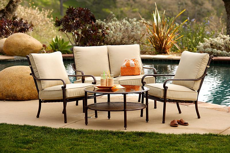 mẫu ghế sân vườn đẹp