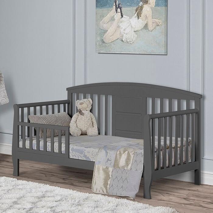 mẫu giường ngủ cho bé 2 tuổi