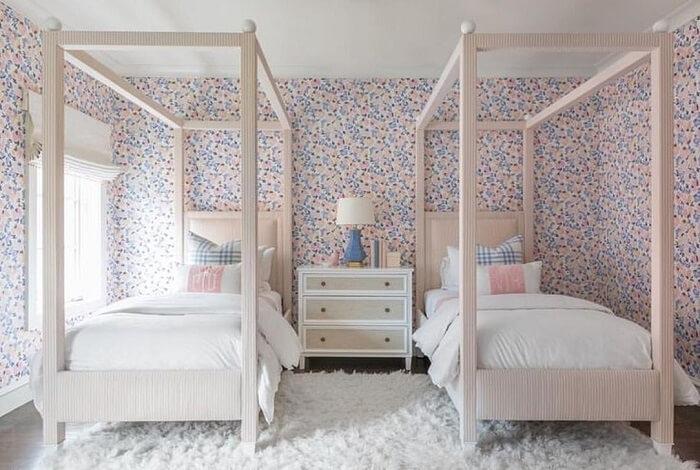 mẫu giường đôi cho bé