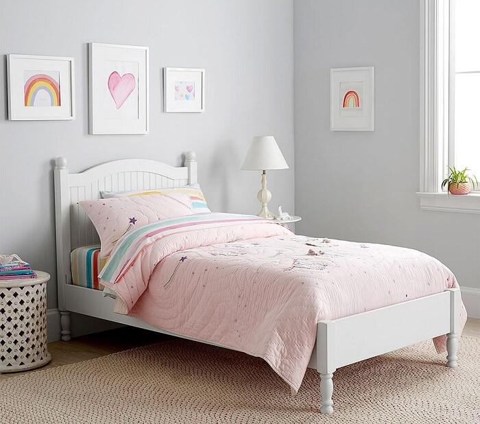 mẫu giường ngủ 1m2 cho bé
