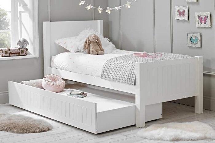mẫu giường ngủ cho bé 9 tuổi