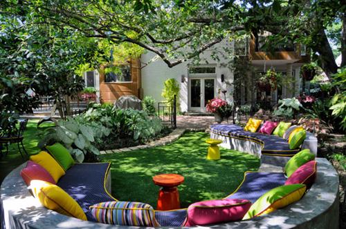 những mẫu ghế sân vườn 1