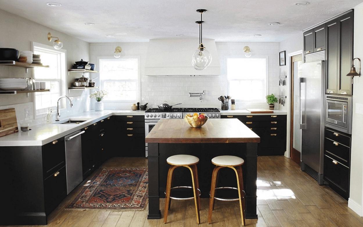Thiết kế phòng bếp đẹp độc đáo
