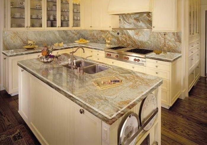 những kiểu tủ bếp đẹp