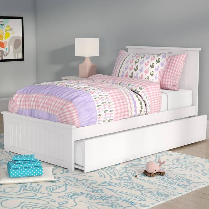những mẫu giường ngủ cho bé 9 tuổi