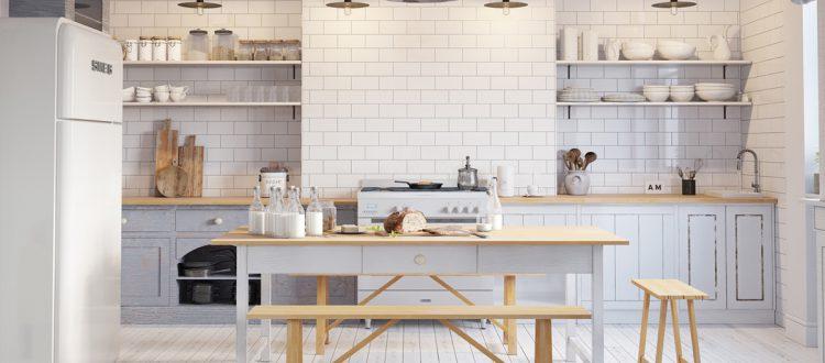 những mẫu tủ bếp đẹp nhất hiện nay