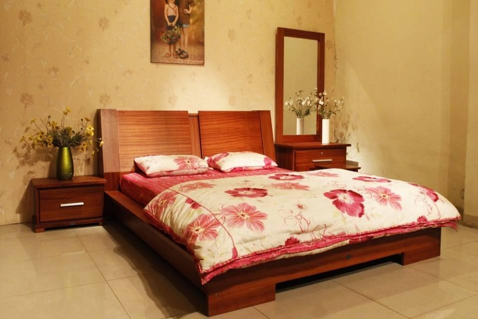thiết kế nội thất phòng ngủ cho vợ chồng son