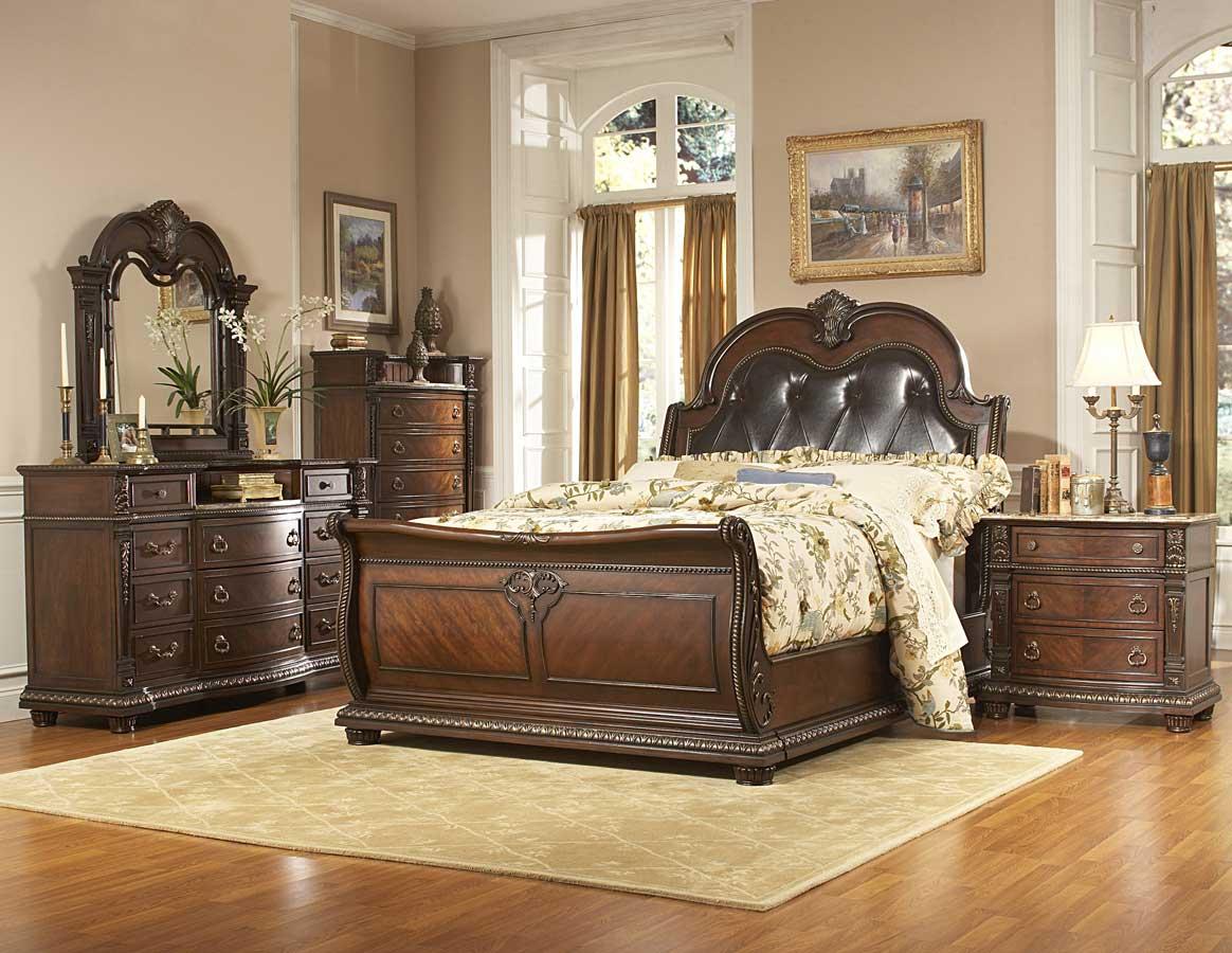 nội thất phòng ngủ bằnggỗ tự nhiên cao cấp