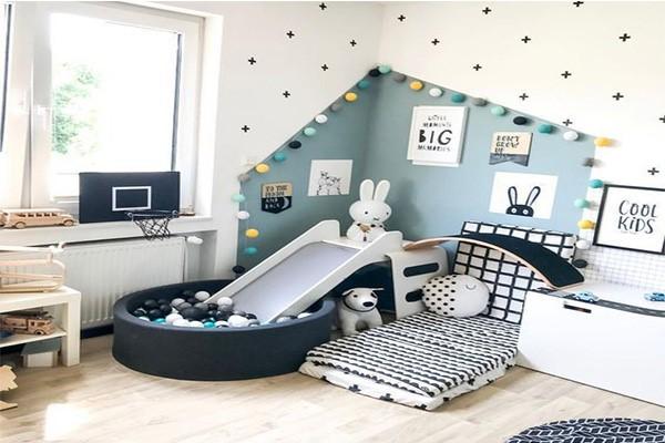 phòng ngủ cho bé trai 2