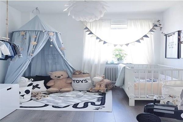 phòng ngủ cho bé trai 1