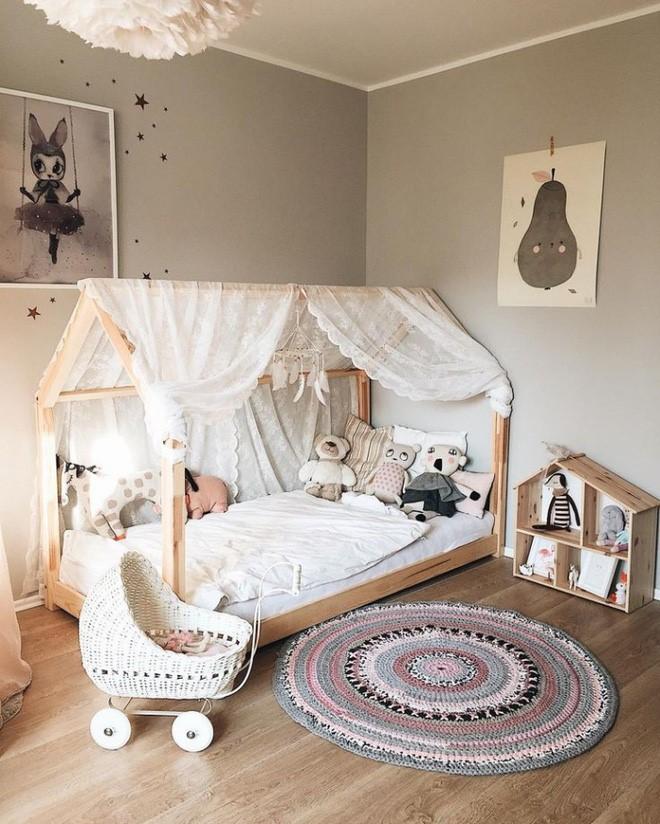phòng ngủ cho công chúa 1