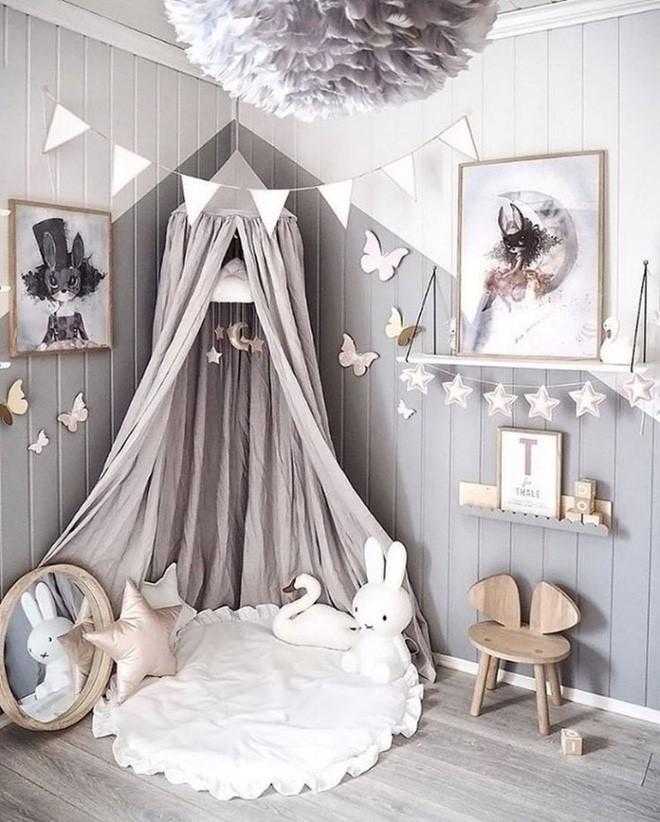 phòng ngủ cho công chúa 4