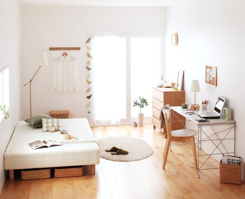 phòng ngủ phong cách Hàn Quốc