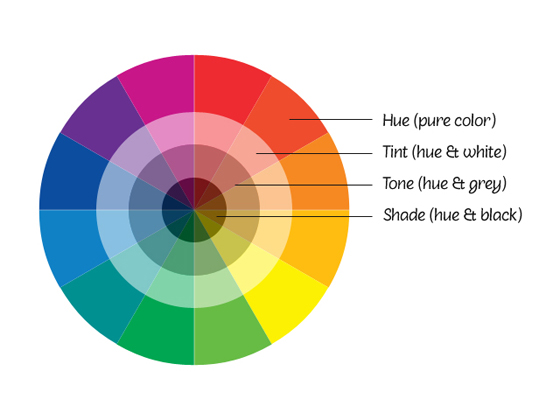 quy tắc phôi màu trong nội thất 1