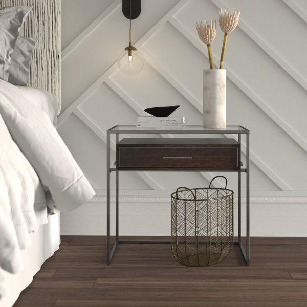 Tab đầu giườngchất liệu kim loại