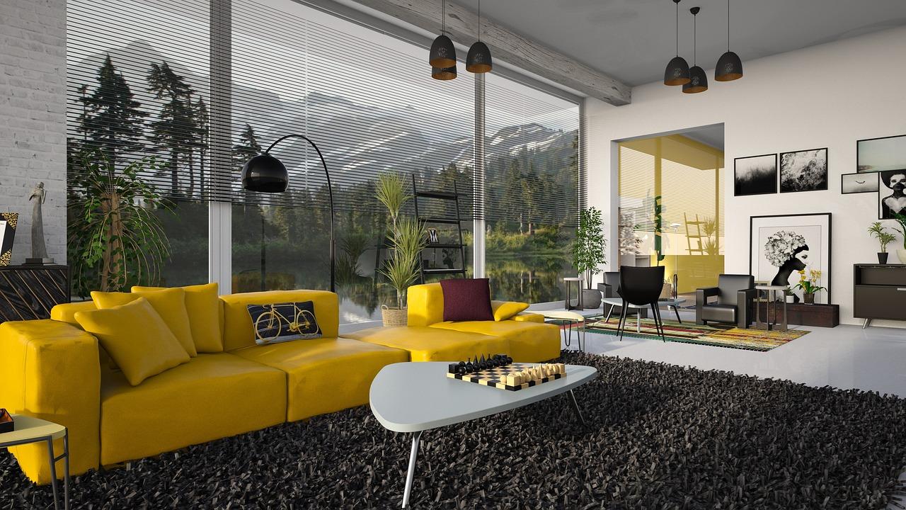 Thảm trài sàn đẹp