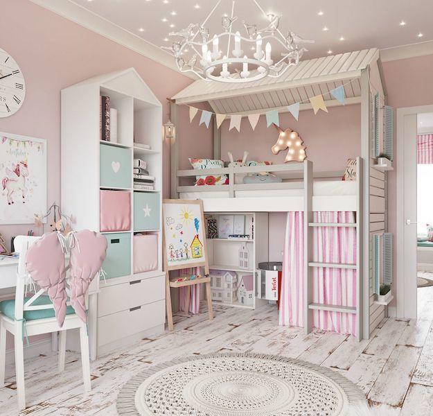 thiết kế khu vui chơi tại nhà cho bé 10