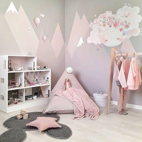 thiết kế khu vui chơi cho bé tại nhà 13