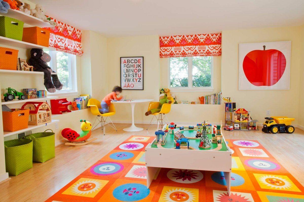 thiết kế khu vui chơi cho bé tại nhà 15