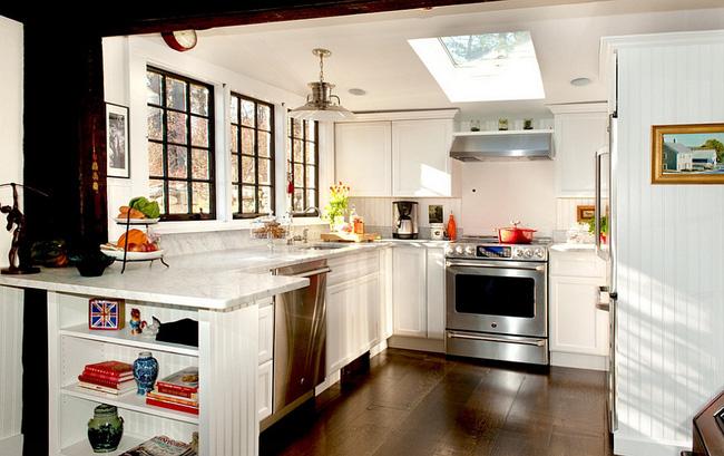Nhà bếp nhỏ hẹp