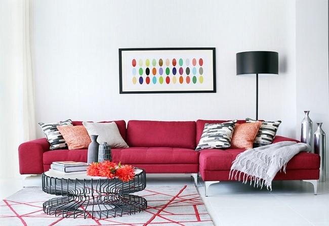 trang trí nội thất phòng khách 11