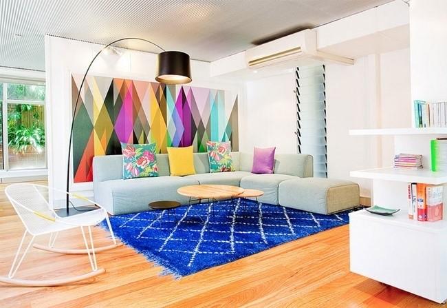 trang trí nội thất phòng khách 12