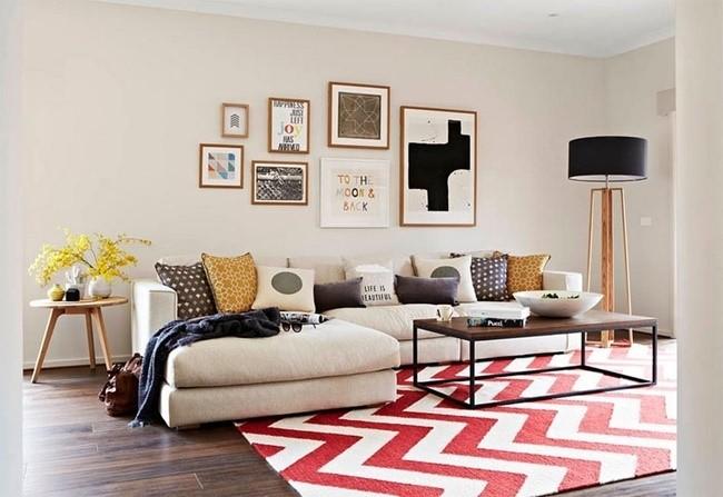 trang trí phòng khách 2