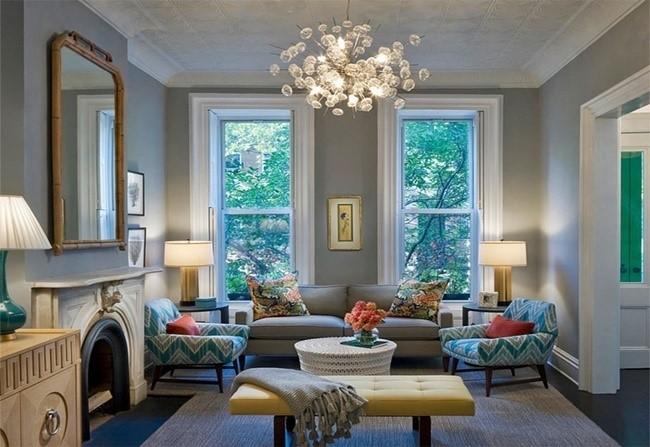trang trí nội thất phòng khách 7