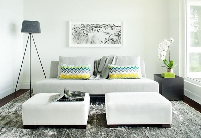 trang trí nội thất phòng khách 9