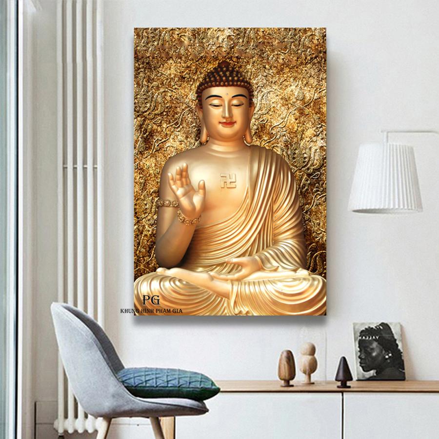 tranh phong thuỷ về Đức Phật