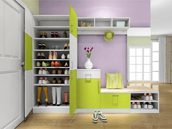 tủ giày nhiều tầng