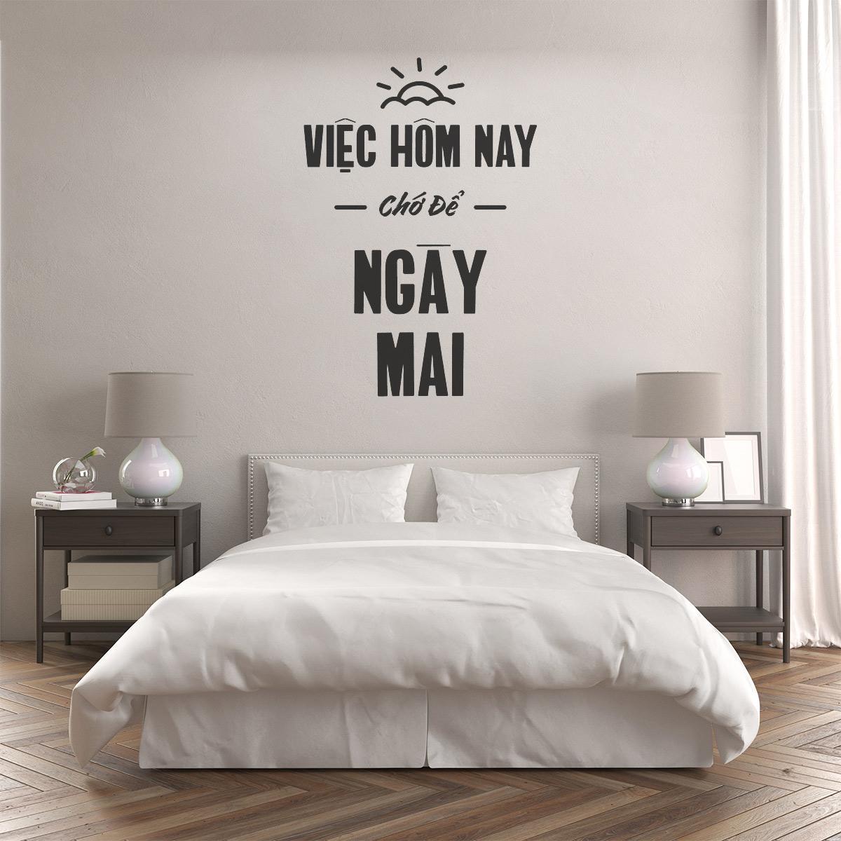 tự trang trí phòng ngủ đẹp