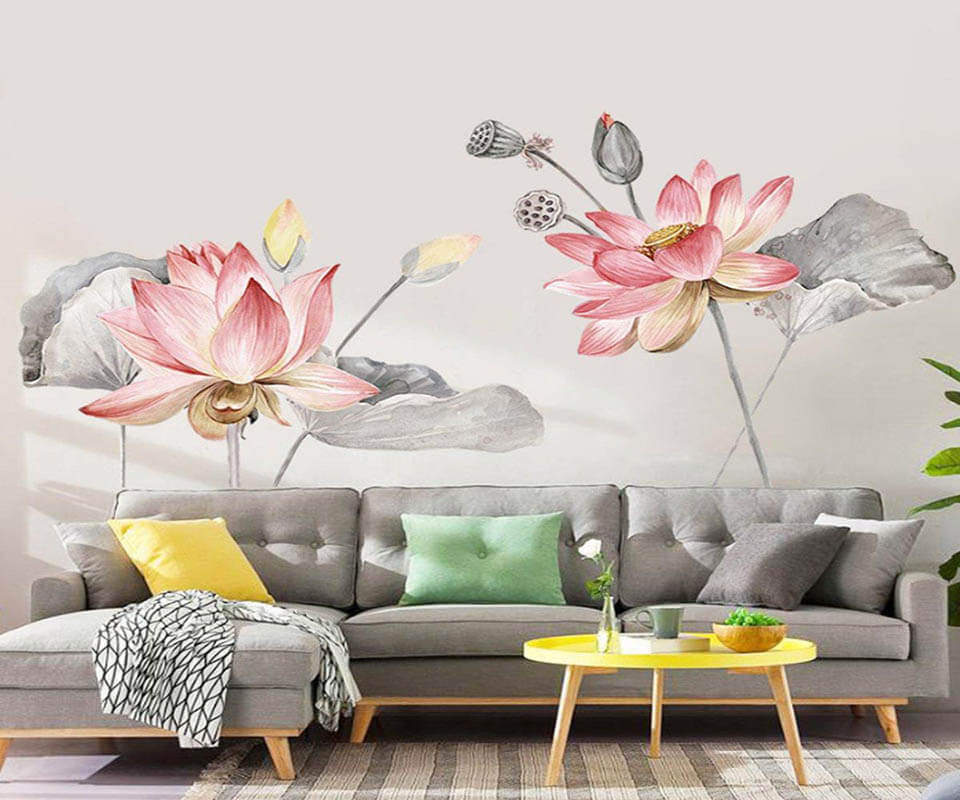 vẽ trang trí tường
